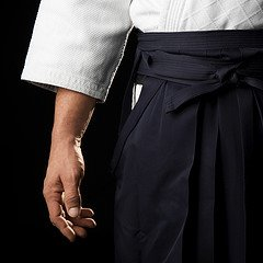 Hakama belly